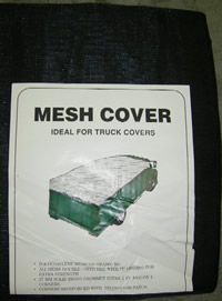 Truck Cover Tarp from Tarps Online