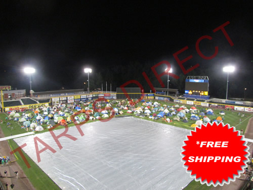baseball softball field covers from tarps online