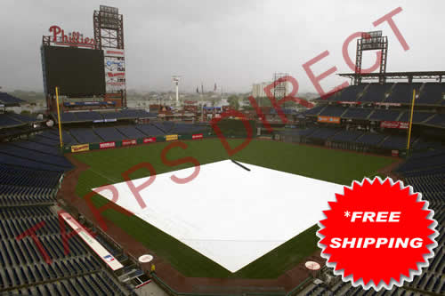 Baseball Softball Field Covers From Tarps Online